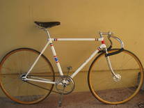 1938 SCHWINN PARAMOUNT track bike photo