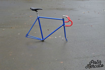 1970's Menet trackframe #2. (sold) photo