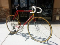 1975 Raleigh Professional Track