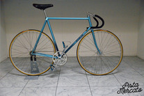 1978 Motobecane piste. photo