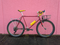 1984 Montare Mountain bike drop bar