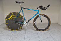 1985 D.Guedon pursuit trackbike. photo