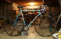 1986 Torpado Superlight Columbus SLX