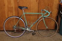 1987 Bianchi with 11-speed Athena update photo