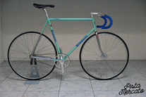 1990's Bianchi team pista *sold* photo