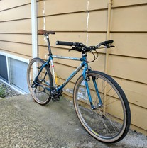 1992 Raleigh Technium Chill 650b