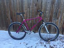 1993 Trek 930 SHX Single Speed