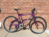 1994 GT Karakoram 3DV Purple photo
