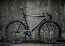 1995 Cannondale Track, Icelandic Green