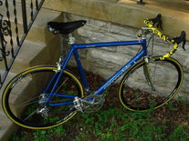1996 Cannondale CAAD3/Campagnolo photo
