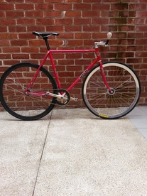 1996 Giro NJS beater bike