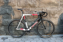 2004 Cannondale Major Taylor CAAD5 Track