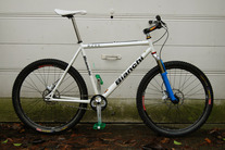 Bianchi W.U.S.S. Single Speed MTB