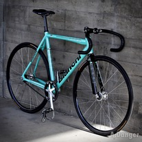 2009 Bianchi D2 Super Pista Alu (sold) photo