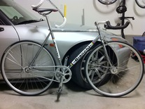2009 Bianchi Pista Chrome photo