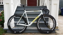 2009 Cannondale CAAD5 Track photo