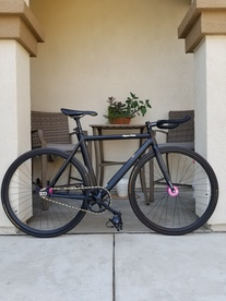 2010 Bianchi Super Pista (Matte Black) photo