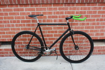 2011 Mercier Kilo TT Stripper Edition photo