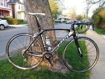 2012 Giant TCR Composite 2