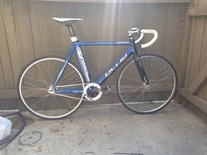 2013 Blue TR250 Track Bike photo