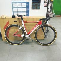2013 Specialized Langster Pro Red/ White