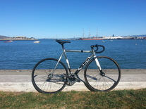 2014 Cinelli Mash Histogram