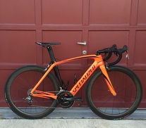 2016 Rocket Red Specialized Venge 52cm