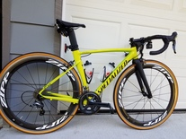 2017 Allez Sprint DSW SL Ultegra Zipp photo