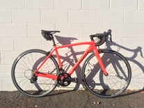 2018 Rocket Red Tarmac Sport 52cm Hawaii