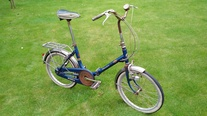 29 Mondia folding bike[Sold] photo