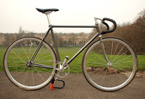 531c Belgian Track Bike photo