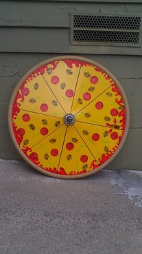 700c Pizza Disc