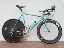 '80s Bianchi Pursuit photo