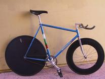 80's TOMMASINI AERO PURSUIT track bike photo