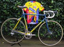 '89 EDDY MERCKX Team LA William photo