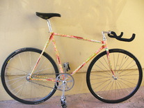 90's CURTLO PURSUIT TRACK bike photo