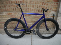 93 Cannondale Track