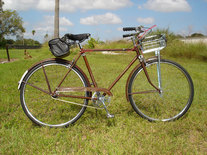 1974 Raleigh Sports 3 speed