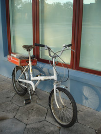 1971 Raleigh Twenty Folding Bike
