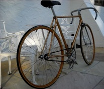 Anonymous Gold Trackbike photo
