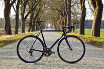"AURORA ""Borealis HSS"" Steel Road Bike"