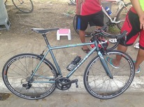 Ave Maldea Road Bike Project