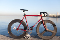 Ave Maldea Track Bike