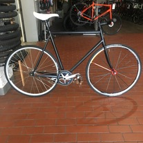 Avery County Cycles Track Bike