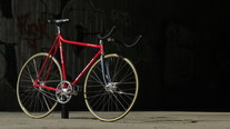Battaglin Pursuit pista