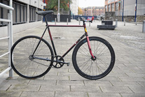 Beater steel is real bike