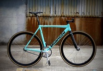 Bianchi D2 Pista Alu (SOLD) photo