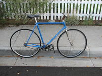 Bianchi Fixed Gear Conversion photo