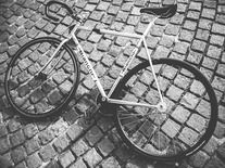 Bianchi Pista Steel photo