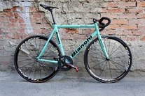 Bianchi Super Pista Pain Machine